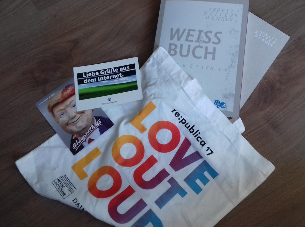 Konferenz, Berlin, Internet, republica