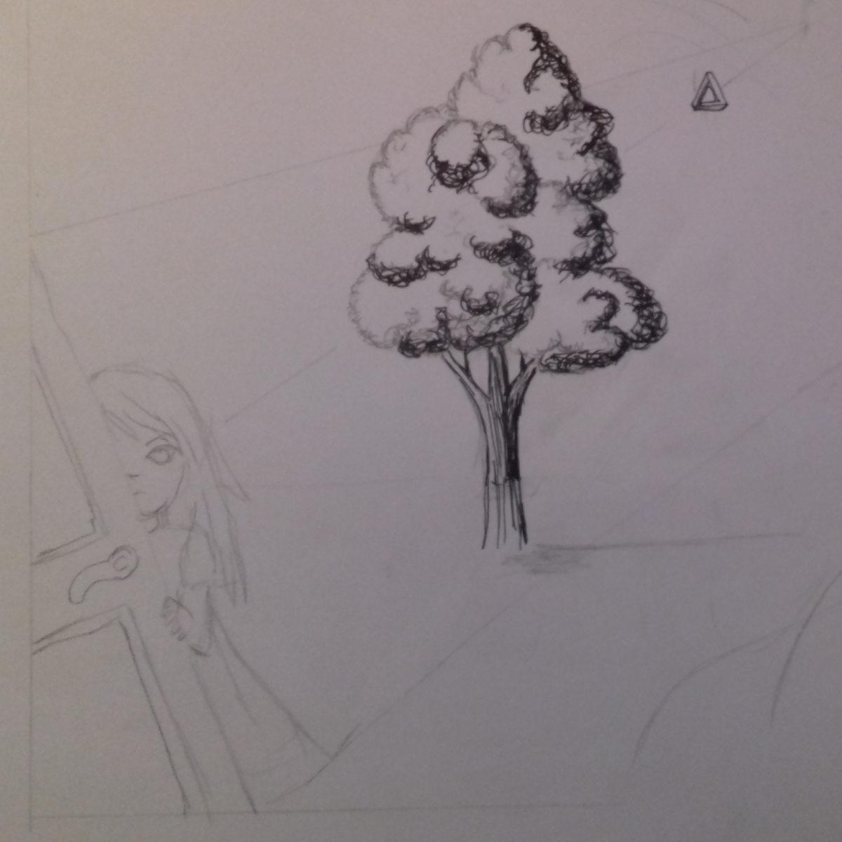 Zeichnung, Grafik, Kunst